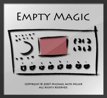 Empty Magic logo